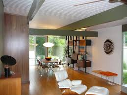 Modern Mid Century Orange County Structure Mid Century Modern Eichler Houses In The