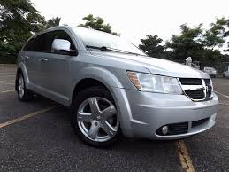 2009 used dodge journey fwd 4dr sxt at triangle chrysler jeep