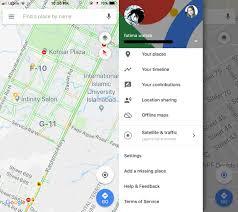 Googe Maps Stoppen Sie Google Maps Sammeln Von Standortdaten Von Ihrem Telefon