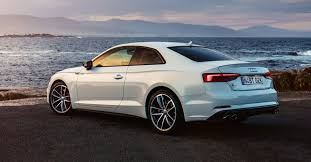 audi s5 coupe white 2017 audi s5 coupe review caradvice