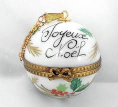 limoges box ornament joyeux noel ad