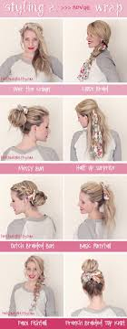 what hairstyle to wear for women when youre bald 20 ways to tie a scarf in your hair that don t look like you re