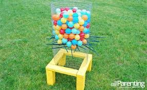 25 diy yard games