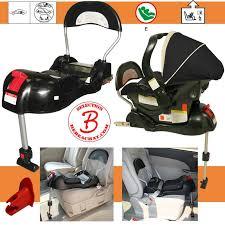 systeme isofix siege auto base isofix pour siège auto bébé