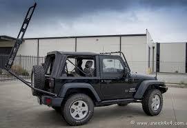 jeep wrangler 2 door hardtop 2017 jk wrangler roof rack 2 doors without ladder add chassis brackets