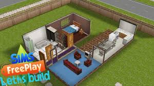 the sims freeplay let u0027s build simple house affordable youtube