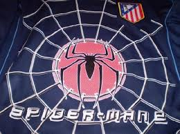 football kits atletico madrid u0027s spider man 2 abomination