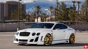 dub magazine bentley gt on 22