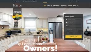 Kitchen Website Design Portfolio Washington Dc Internet Marketing Seo Va Md