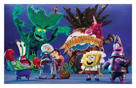 monsters vs aliens halloween special nickalive sdcc u0027spongebob squarepants the legend of boo kini