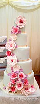 5 tier wedding cake wedding cakes