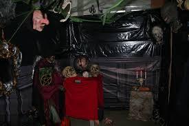 scary halloween door decorating contest ideas halloween garage decorations my web value