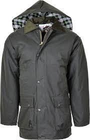 Mens Bench Jacket Kentex Online Men U0027s British Quilted Rain Jacket Oily Waxed Coat