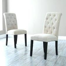White Leather Dining Room Chairs White Dining Room Chairs Leather Tufted Dining Room Chairs