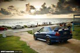 mitsubishi mirage coupe jdm hidden gems in the caribbean barbados car culture speedhunters