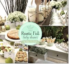 rustic baby shower a rustic fall baby shower with a pair theme