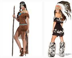 american indian halloween costumes how to wear indian headdress for halloween glamourim