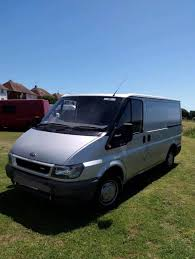 2005 54 ford transit executive silver in littleover derbyshire