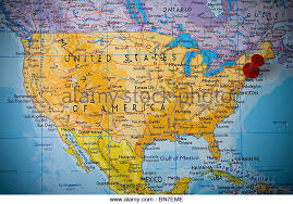 anerica map united states of america map stock photos united states of
