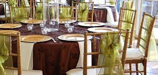 cheap wedding linens contact destin wedding linens wedding event linen rental service