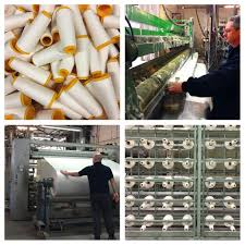 the irish linen industry and my tour of the textile manufacturers