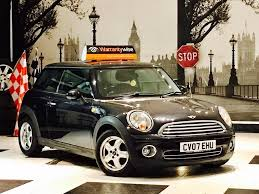 kwiki auto sales 2007 mini cooper 1 4 petrol mot aug