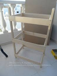 How To Make The Bed Catster Diy Make Your Own Triple Kitty Bunk Bed Catster