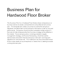 Flooring Business Plan Welcome To Docs 4 Sale