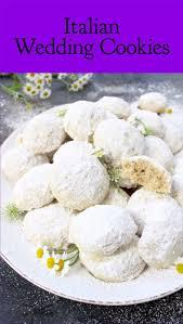 best 25 italian wedding cookies ideas on pinterest italian