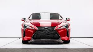 how much is the lexus lc 500 going to cost 2018 lexus lc pricing announced starts below 100k