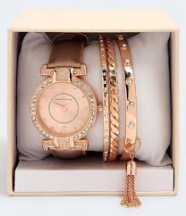 bracelet leather watches images Watches for women girls aeropostale jpg