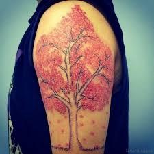 51 tree tattoos for shoulder