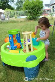 Water Table Toddler 8 Backyard Must Haves For Toddlers Spot Of Tea Designs