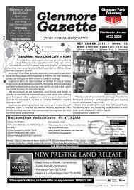 ray nesci bonsai nursery home glenmore gazette september 2012 by disrict gazette issuu