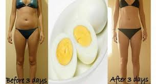 try this diet with boiled eggs you will lose 10 kg for 14 days