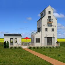 regina company designs grain elevator home as ode to saskatchewan