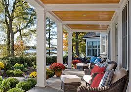 porch furniture ideas amusing of porch furniture ideas on grey flooring under beautiful