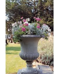 Stone Urn Planter by Stone Urns Stone Containers Stone Planters