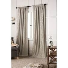 Light Block Curtains Eclipse Light Blocking Miley Thermaback Curtain Panel 15 99