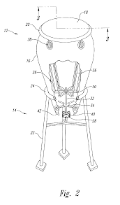 patent us6812392 drumhead tensioning device and method google