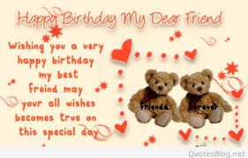 birthday cards for friends birthday cards wishes 2015