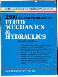 fluid mechanics 2500 solved problems in fluid mechanics