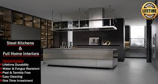 best stainless steel kitchen cabinets in india modular kitchen in bangalore best showroom brand shop