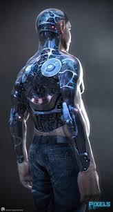 29 best cyborgs images on pinterest cyborgs character design