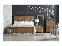 Magnolia Home Furniture Magnolia Home By Joanna Gaines Farmhouse King Mantel Bed With