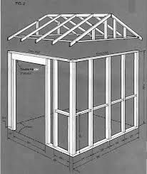 Plans To Build A Wooden Storage Shed by Best 25 Shed Building Plans Ideas Only On Pinterest Storage