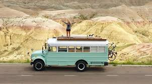 South Dakota Travel By Bus images Fern the bus a q a about van life and living on the road jpg
