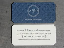 Ivory Business Cards Business Beast Pieces