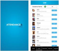 app class track class attendance fees with this iphone app sandip sekhon