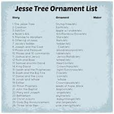 scripture list for tree education tree